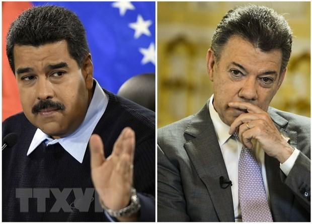 Colombia va Venezuela nhat tri binh thuong hoa quan he hinh anh 1