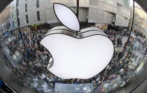 Hang Apple lap ky luc nho doanh so ban iPhone o Trung Quoc hinh anh 1