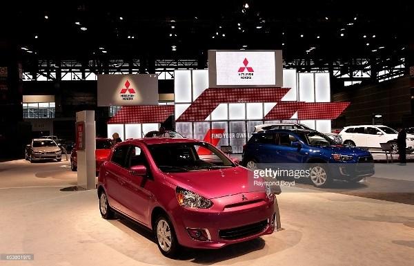 Mitsubishi xay dung nha may lap rap xe oto moi o Indonesia hinh anh 1