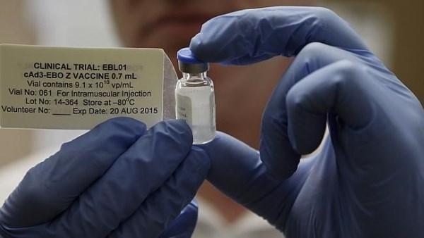 Canada cong bo ket qua thu nghiem vacxin phong chong Ebola hinh anh 1