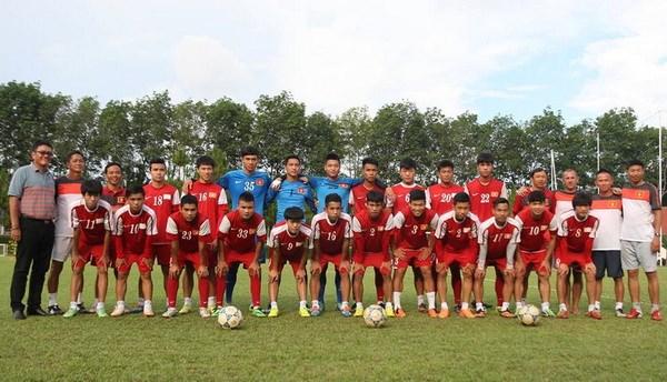 U19 Viet Nam danh mat chien thang vi diem yeu the luc hinh anh 1