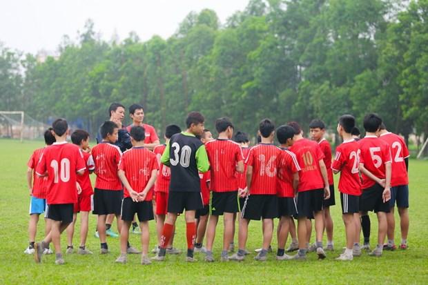 Bong da Viet hoc tu World Cup: Gat bo tu ton, thay doi tu goc re hinh anh 2
