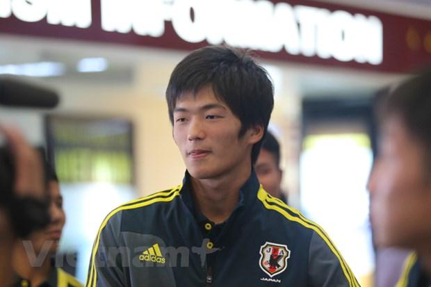 Huan luyen vien U19 Nhat Ban: