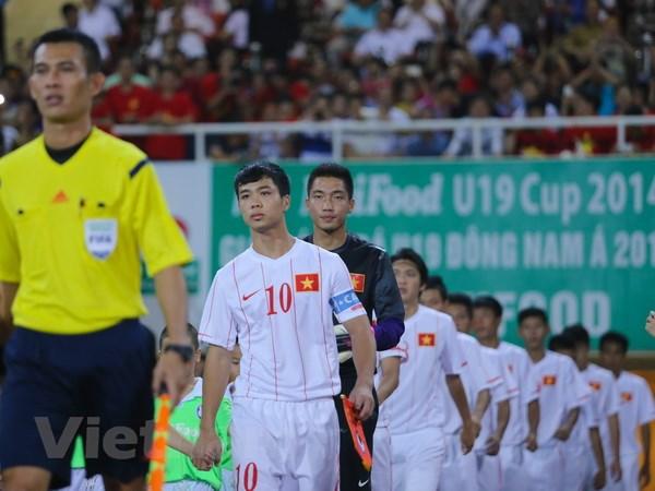 Lich thi dau cua doi tuyen U19 Viet Nam tai giai U19 chau A hinh anh 1