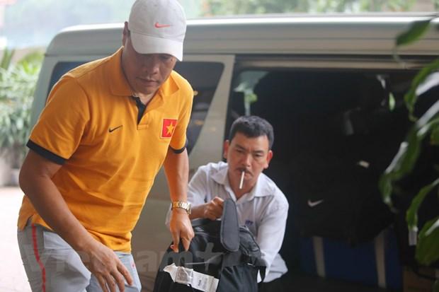 Tuyen Viet Nam: Tro ve Ha Noi, huong toi AFF Suzuki Cup 2014 hinh anh 2