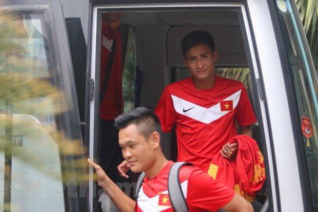 Tuyen Viet Nam: Tro ve Ha Noi, huong toi AFF Suzuki Cup 2014 hinh anh 4