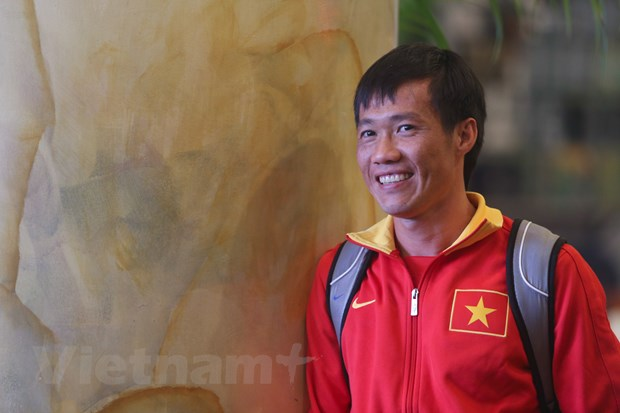 Tuyen Viet Nam: Tro ve Ha Noi, huong toi AFF Suzuki Cup 2014 hinh anh 7