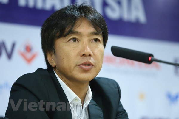 HLV Miura: Tuyen thu Viet Nam noi voi toi rang ho muon vo dich hinh anh 1