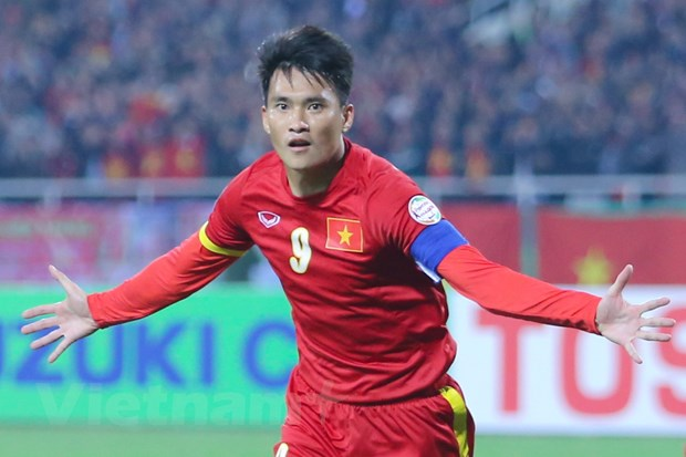 An tuong AFF Suzuki Cup 2014: Ong Miura, Cong Vinh va My Dinh ruc lua hinh anh 3