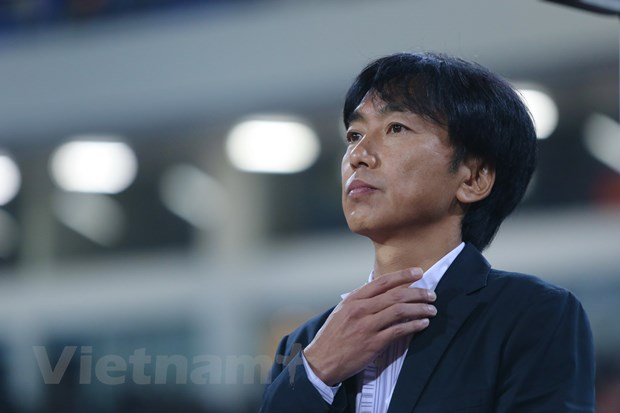 An tuong AFF Suzuki Cup 2014: Ong Miura, Cong Vinh va My Dinh ruc lua hinh anh 1