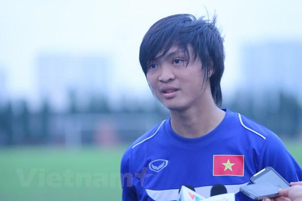 Qua bong vang U21 Tuan Anh: