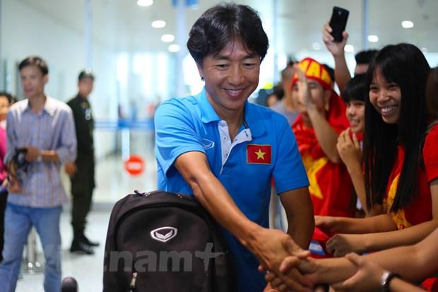 Ong Miura bat ngo vi co dong vien van ung ho U23 Viet Nam hinh anh 1