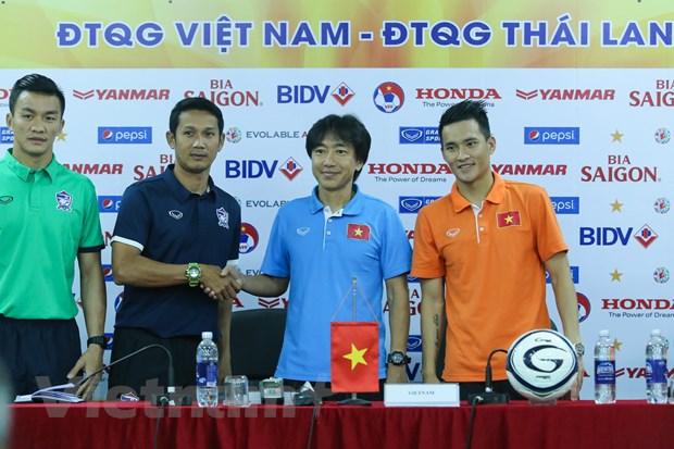 Nguoi Thai khich Viet Nam: Co dam choi doi cong o My Dinh khong? hinh anh 1