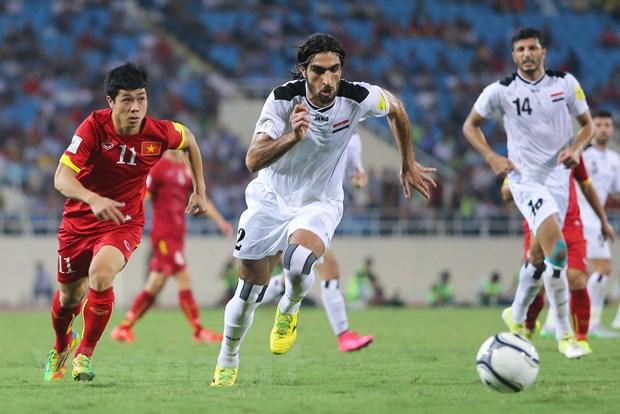 Vong loai World Cup: Iraq bo xa Viet Nam, Dong Nam A tham bai hinh anh 1