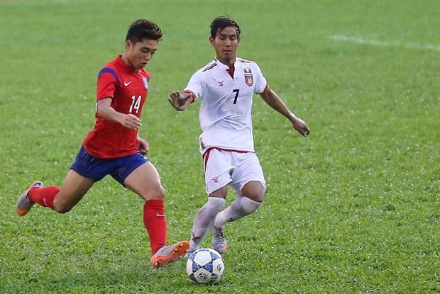 De bep Singapore, U19 Han Quoc thach thuc U21 HAGL o chung ket hinh anh 1
