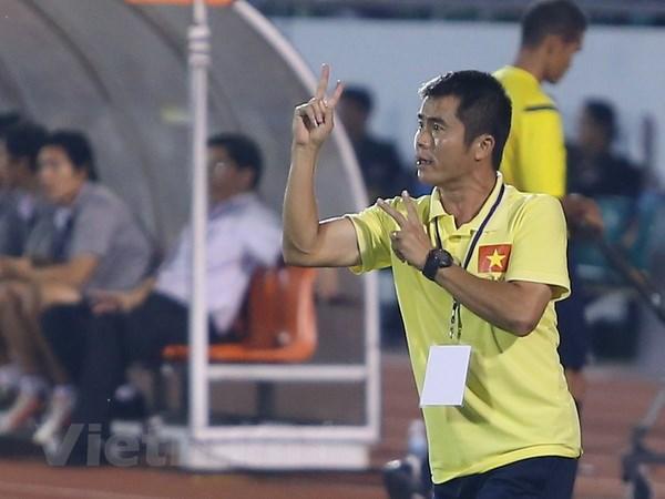 HLV U21 Viet Nam khong phuc an phat khien trach cua Ban to chuc hinh anh 1