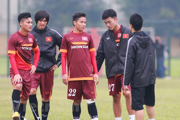 U23 Viet Nam chot danh sach: Van cho Huu Dung, Tuan Anh hinh anh 1