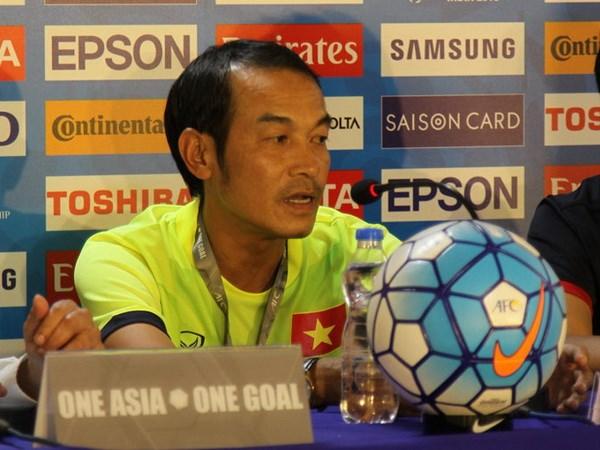 Nham toi World Cup, U16 Viet Nam khong e ngai Iran hinh anh 1