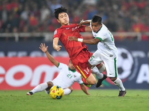 Xuan Truong day co hoi gianh giai Cau thu hay nhat AFF Cup 2016 hinh anh 1
