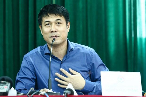 "HLV Huu Thang: U23 Viet Nam co nhieu than dong ""tai khong doi tuoi"" hinh anh 1"