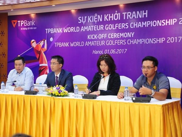 Golf thu khong chuyen Viet Nam mo vo dich the gioi 2017 hinh anh 1