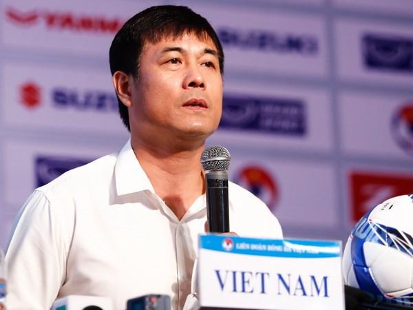 HLV Huu Thang dat niem tin vao Tuan Anh, Xuan Truong truoc Jordan hinh anh 1