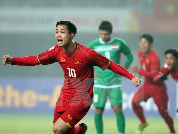 Doi tuyen U23 Viet Nam se chia 42,8 ty dong tien thuong trong tuan toi hinh anh 1