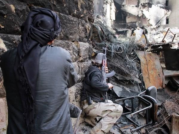 Hoi nghi Geneve 2 hoan, bao luc o Syria cang gia tang hinh anh 1