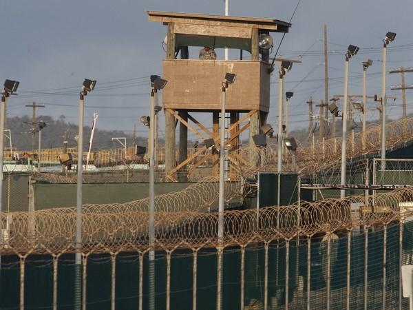 Dam phan xay nha giam tu nhan Guantanamo o Yemen hinh anh 1
