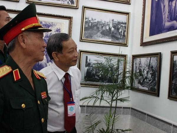 Ky niem 50 nam Chien thang Dam Doi-Cai Nuoc-Cha La hinh anh 1
