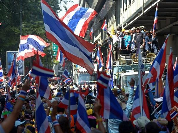 Thai Lan: Chua co dau hieu lui buoc tu ca hai phia hinh anh 1