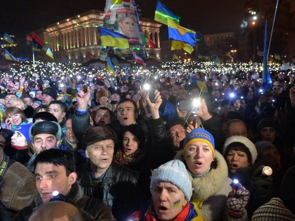 Phe doi lap Ukraine keu goi trung phat thanh vien chinh phu hinh anh 1