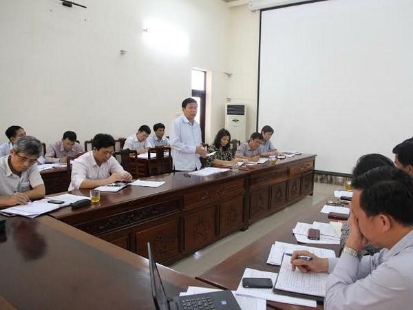 Bo Noi vu va tinh Bac Ninh hop ban vu sa thai giao vien hinh anh 1