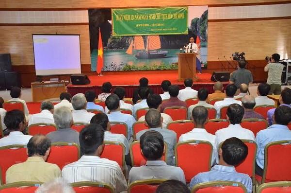 Ky niem ngay sinh Chu tich Ho Chi Minh tai Campuchia, Lao hinh anh 1