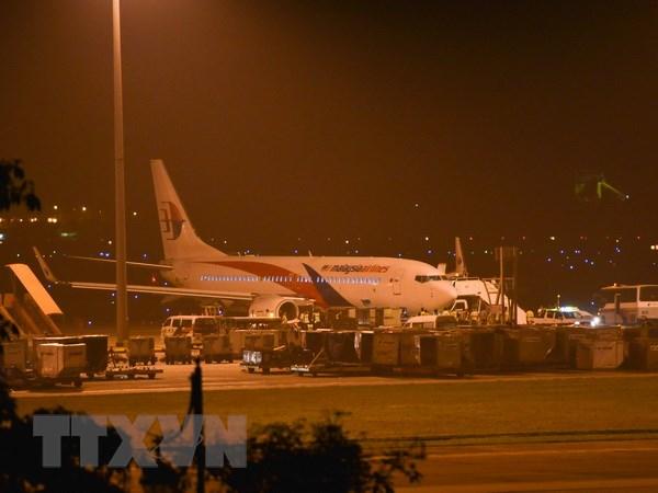 Malaysia Airlines doi huong bay tu Anh qua Ukraine sang Syria hinh anh 1