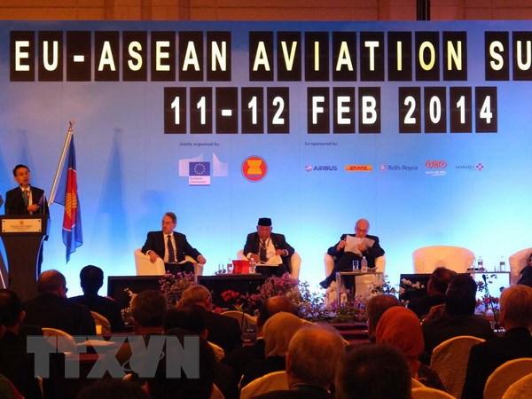 EU-ASEAN thanh cong tren chang duong hop tac va phat trien hinh anh 1