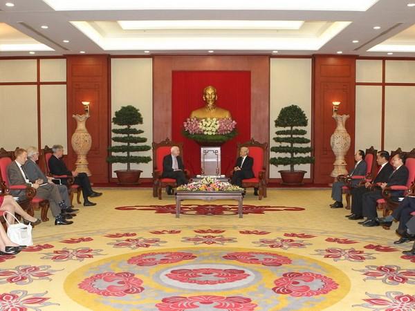 Hoa Ky san sang cung Viet Nam di den hoan tat Hiep dinh TPP hinh anh 1