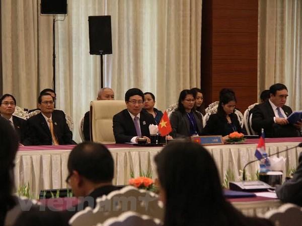 ASEAN thao luan cac bien phap bao dam an ninh Bien Dong hinh anh 1