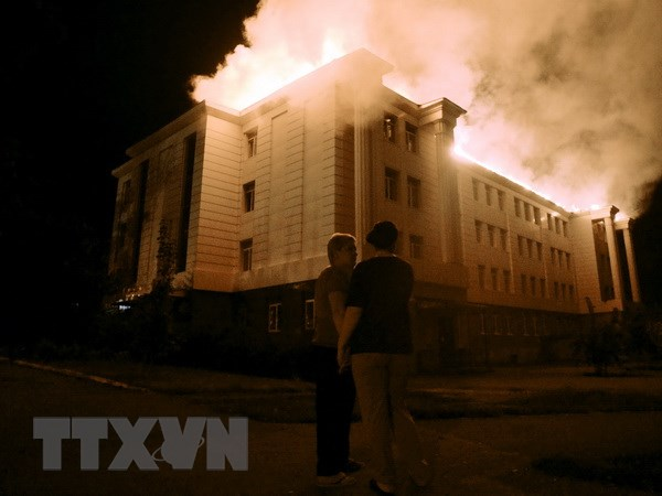 Quan ly khai Ukraine kiem soat cao diem chien luoc tai Donetsk hinh anh 1