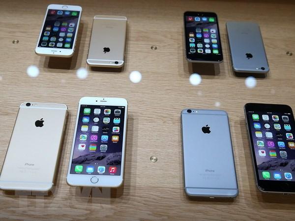 Hai quan Hong Kong thu giu 286 dien thoai iPhone 6 buon lau hinh anh 1