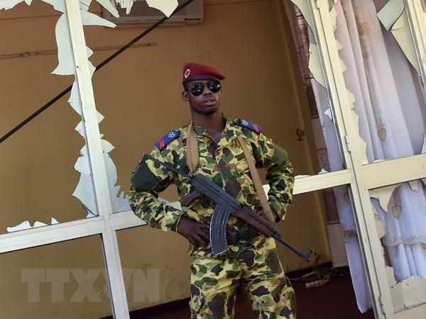 Quoc te keu goi nhanh chong lap lai chinh quyen Burkina Faso hinh anh 1
