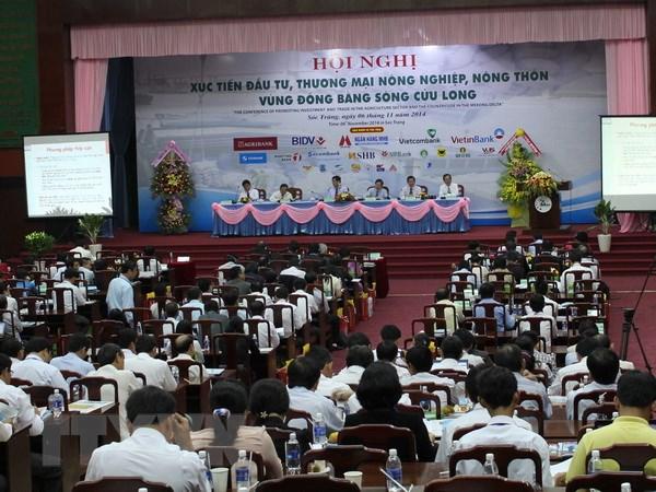 Thong qua tuyen bo chung dien dan MDEC Soc Trang 2014 hinh anh 1