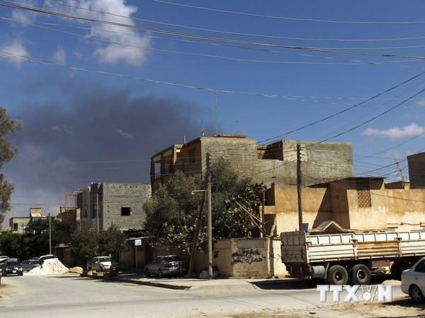 Libya: Tuong K.Haftar se duoc bo nhiem lam Tong tu lenh quan doi hinh anh 1