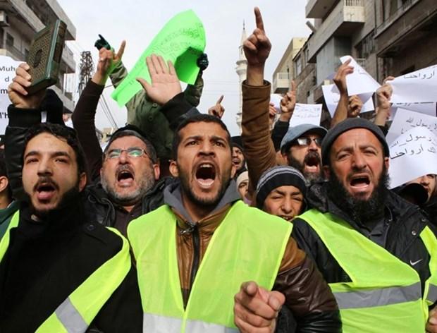 OIC se kien tap chi Charlie Hebdo ve buc biem hoa nha tien tri hinh anh 1