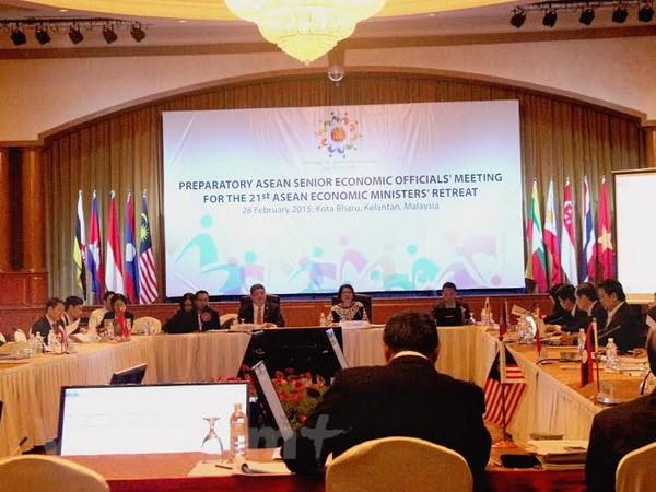 Hoi nghi tru bi Quan chuc Kinh te Cao cap ASEAN tai Kota Baharu hinh anh 1