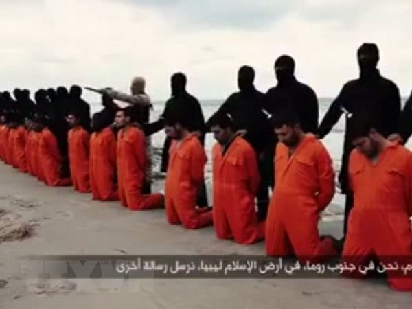 IS hanh quyet 33 nguoi gom ca phu nu va tre em tai Iraq hinh anh 1