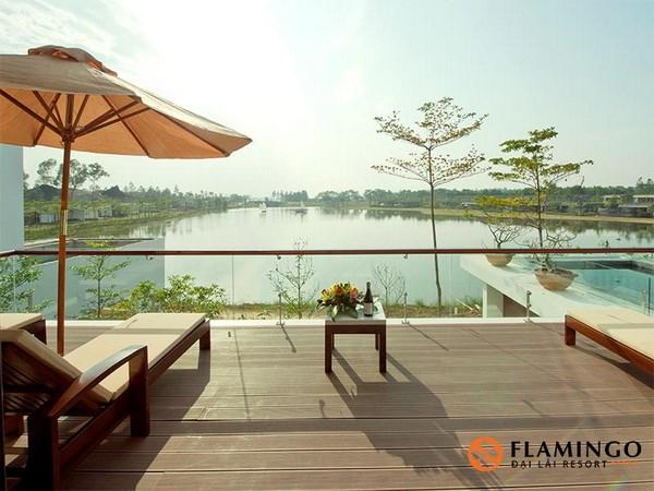 """Flamingo Dai Lai resort chinh thuc mo ban """"Biet thu Rung"""" hinh anh 1"""