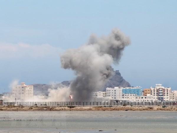 Senegal se gui hang nghin binh sy tham gia lien quan tai Yemen hinh anh 1