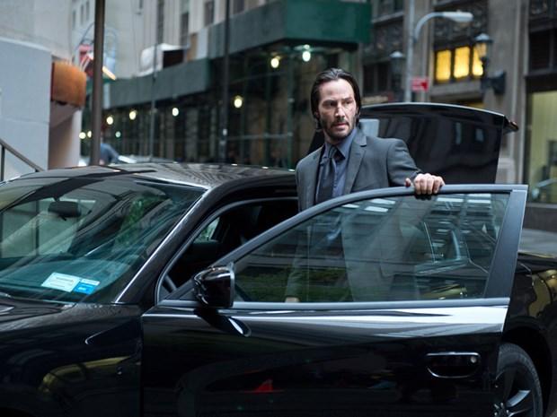 Tai tu Keanu Reeves tiep tuc gop mat o phan 2 phim