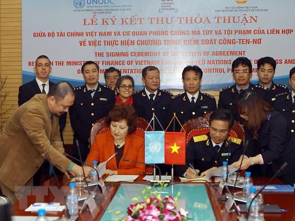 Viet Nam-Lien hop quoc tang cuong quan he va hop tac nhieu mat hinh anh 1